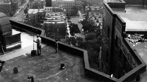 Matthews Roofing Chicago History - 1930's