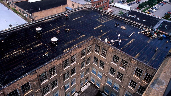 Matthews Roofing Chicago History - 1950's