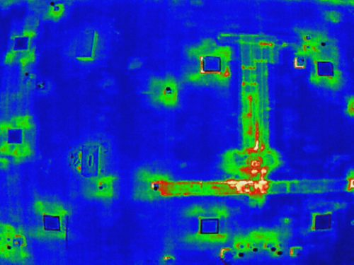 Matthews Roofing Chicago Commercial Roof Infrared