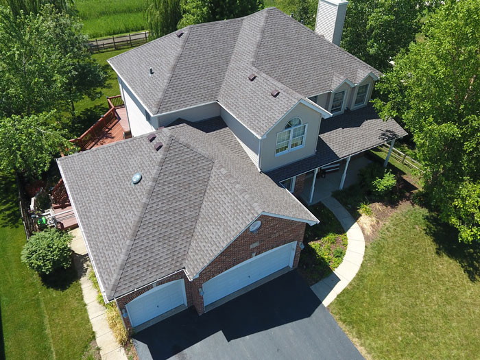 Matthews Roofing Chicago Residential Project