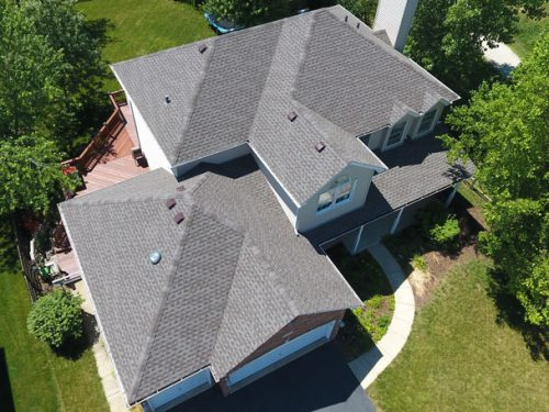 Matthews Roofing Chicago Residential Roof Replacement
