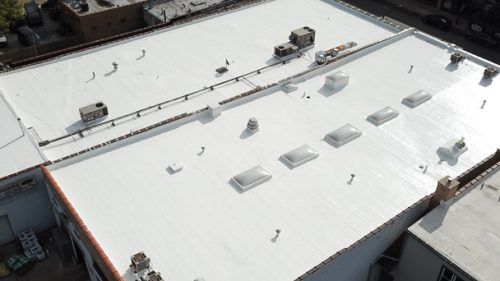 Matthews Roofing Chicago Commercial Roof Restoration