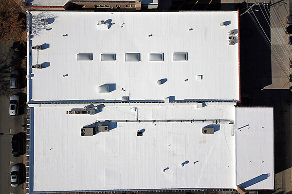 Matthews Roofing Chicago Industrial Commercial Roof Coatings
