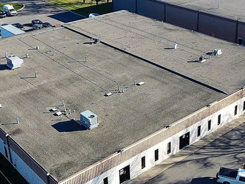 Matthews Roofing Chicago Built-Up Roofing