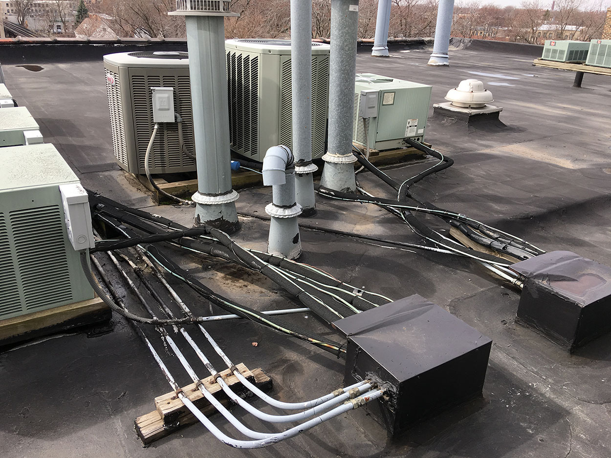 Matthews Roofing Chicago Commercial Roof Maintenance