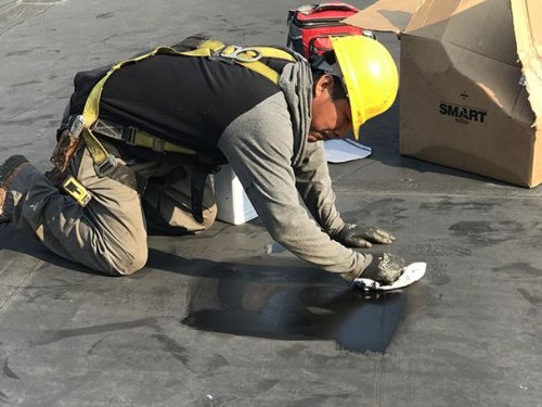 Matthews Roofing Chicago Commercial Roof Repair