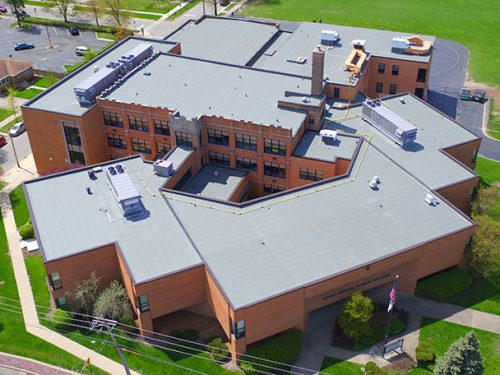 Matthews Roofing Chicago Commercial Roof Replacement
