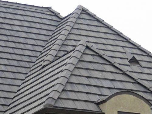 Matthews Roofing Chicago Concrete Tile Roof System