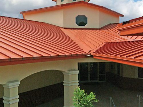 Matthews Roofing Chicago Metal Roof System