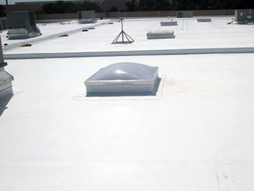 Matthews Roofing Chicago PVC Roofing System