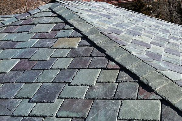 Matthews Roofing Chicago Slate Roof System