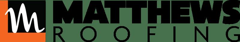 Matthews Roofing Logo