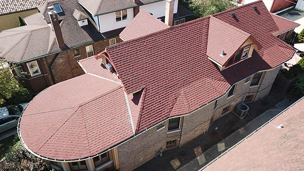 Redd Residence Roofing Project