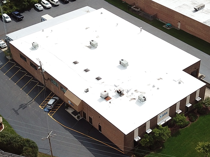 Matthews Roofing - Kara Company Project