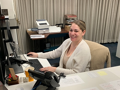 Amaris Vazquez - Administrative Assistant - Matthews Roofing Chicago